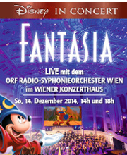Disney FANTASIA Live in concert - Tickets