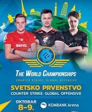 TWC 2016 Counter Strike:Global Offensive - Ulaznice - ©