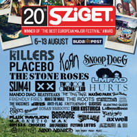 20. Sziget Festival 2012 - Vstopnice 