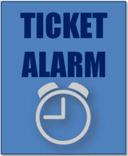 Ticket Alarm