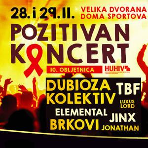 Pozitivan koncert - Tickets