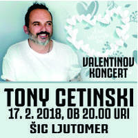 TONI CETINSKI - Tickets ©