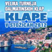 KLAPE V STOICAH 2012 - Vstopnice 