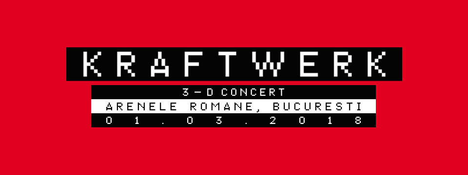 Image result for kraftwerk bucuresti 2018