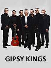 The Gipsy Kings koncert