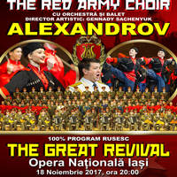 Alexandrov THE GREAT REVIVAL - Tickets ©