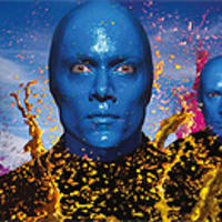 BLUE MAN GROUP - Karten ©