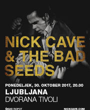 NICK CAVE & THE BAD SEEDS - Ulaznice - ©
