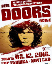The DOORS Alive - Ulaznice - ©