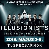 THE ILLUSIONISTS - Ulaznice illusionist2017©