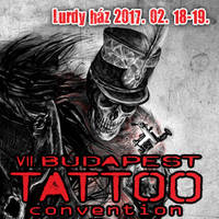 VII. Budapest Tattoo Convention - Jegyek Tatto_convention©