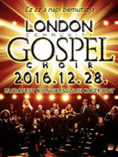 London Community Gospel Choir koncert
