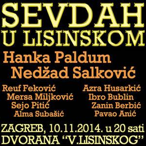 Sevdah u Lisinskom - Ulaznice - ©
