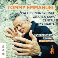 Tommy Emmanuel - Tickets ©