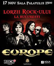 Europe - Bilete