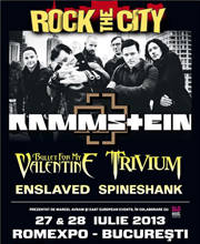 Rock The City 2013 - Bilete - 