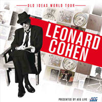 Leonard Cohen - Tickets 
