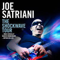 Joe Satriani - The Shockwave Tour - Tickets ©