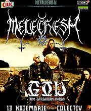 MELECHESH si GOD - Bilete