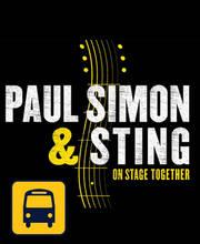 STING & PAUL SIMON (Beč) : ARANŽMAN - Ulaznice