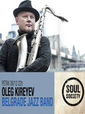 OLEG KIREYEV BELGRADE JAZZ BAND