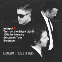 INTERPOL - Ulaznice ©