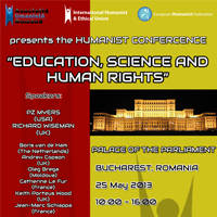 Education, Science and Human Rights - Bilete ©