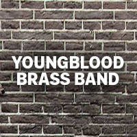 YOUNGBLOOD BRASS BAND - Bilete ©