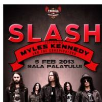 SLASH featuring Myles Kennedy and The Conspirators - Bilete ©