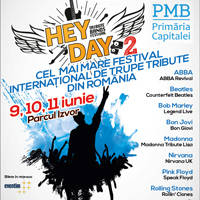 HEYDAY 2 - TRIBUTE BANDS FESTIVAL - Tickets ©