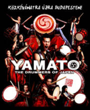 YAMATO - THE DRUMMERS OF JAPAN - Jegyek