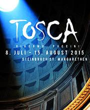 TOSCA 2015 - Tickets