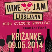 WINE JAM LJUBLJANA - Tickets ©