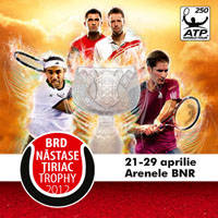 BRD Nastase Tiriac Trophy - Bilete 