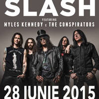 SLASH/ Myles Kennedy/The Conspirators - Bilete ©