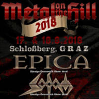 Metal on the Hill 2018 - Tickets ©