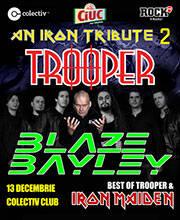 An Iron Tribute 2 - Bilete