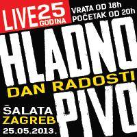 HLADNO PIVO - 25 GODINA - Ulaznice 