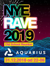 NYE RAVE 2019 x Old School Reunion