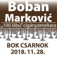 Boban Markovic koncert - Tickets boban_200x200©