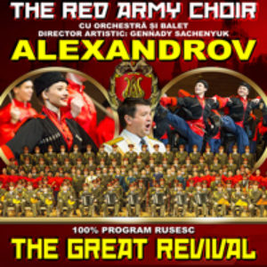 ALEXANDROV - The Great Revival  @ Oeticket.com