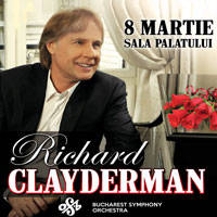 Richard Clayderman with full orchestra - Bilete ©