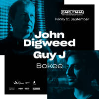 John Digweed & Guy J - Ulaznice ©