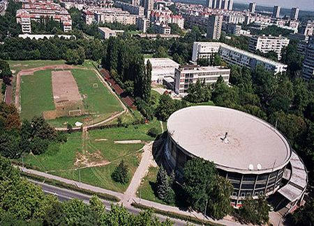 Hala Sportova Novi Beograd Mapa Superjoden