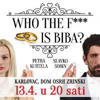 Predstava ''WHO THE F*** IS BIBA? - Ulaznice ©