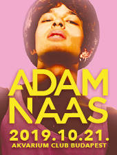 Adam Naas - The Andromeda Tour