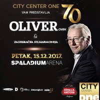 Oliver Dragojević - Tickets ©