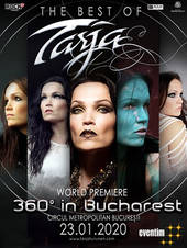 Tarja Turunen : 360 Degrees