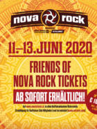 Nova Rock 2020 - Festivalpass
