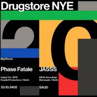 Drugstore New Year's Eve 2019 - Ulaznice ©
